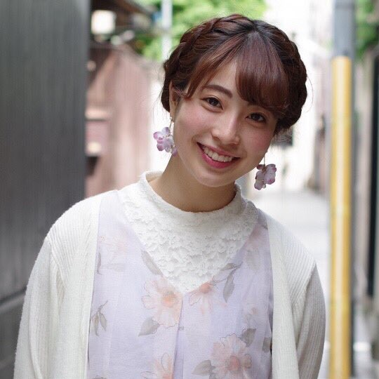 「二胡の演奏にはまってます」1年生限定ミスコン 青山学院大学 高嶋望和子