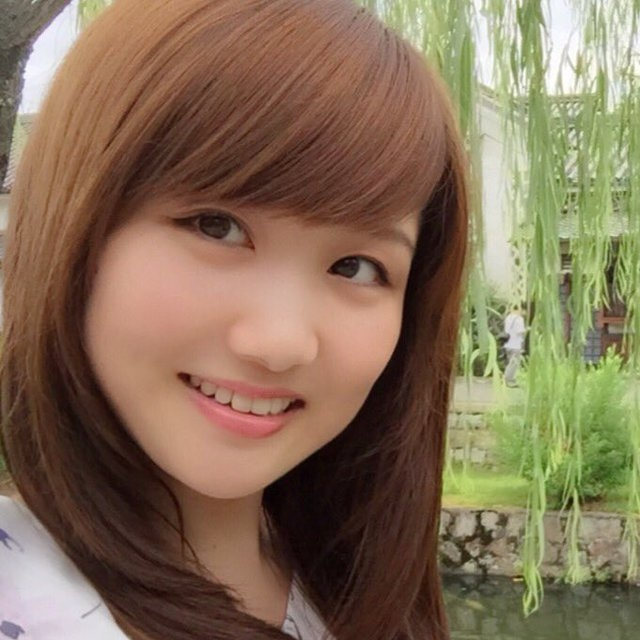 「書道は私の全て!」1年生限定ミスコン 関西大学 鈴村夏乃