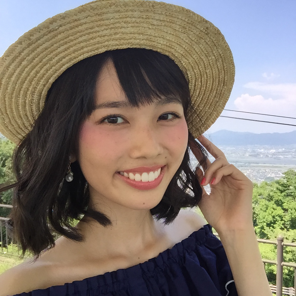 夏のイチオシ 1年生限定ミスコン 鳴門教育大学 池渕澄玲