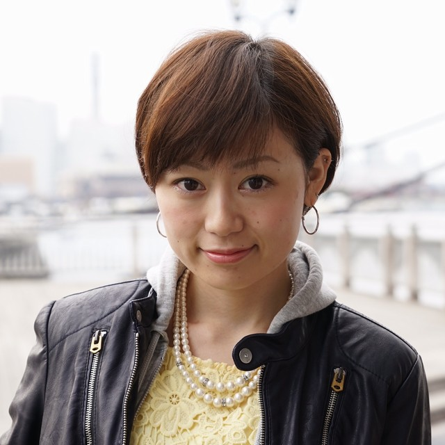 1年生限定ミスコン 東京家政大学 臼井夏純「誰かに寄り添いたい!」
