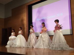 ミスYUC2016(横浜市立大学)のフィナリスト3