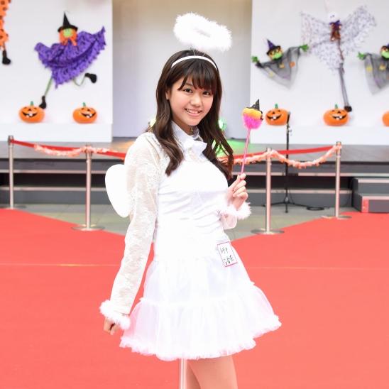 日本一かわいい新入生を決める。ハロウィン仮装グラビア第三弾