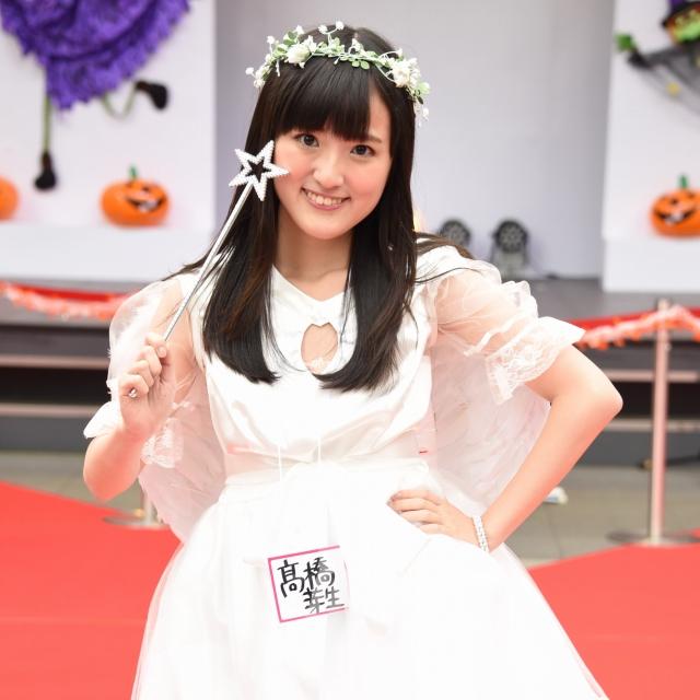 日本一かわいい新入生を決める。ハロウィン仮装グラビア第一弾