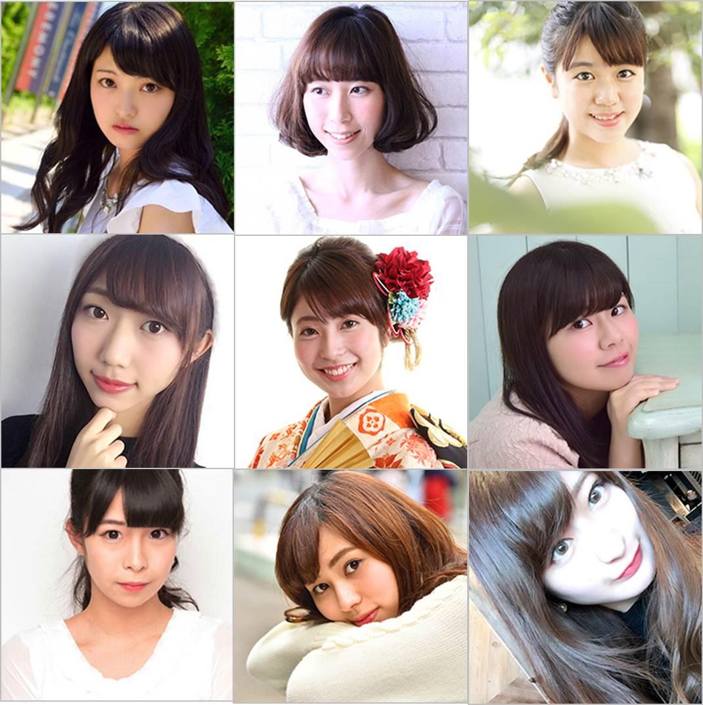 日本一かわいい新入生は? 大学1年限定ミスコン セミファイナル選考開始