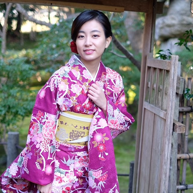 看板娘を発掘 「最近マニア度があがりました」京都女子大学・籔本万里乃