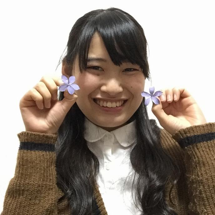 看板娘を発掘 「競技かるたに夢中です」立命館大学・福田素子
