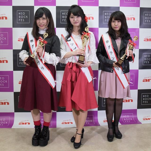 日本一かわいい新入生が決定! 青学の遠野愛がグランプリ獲得