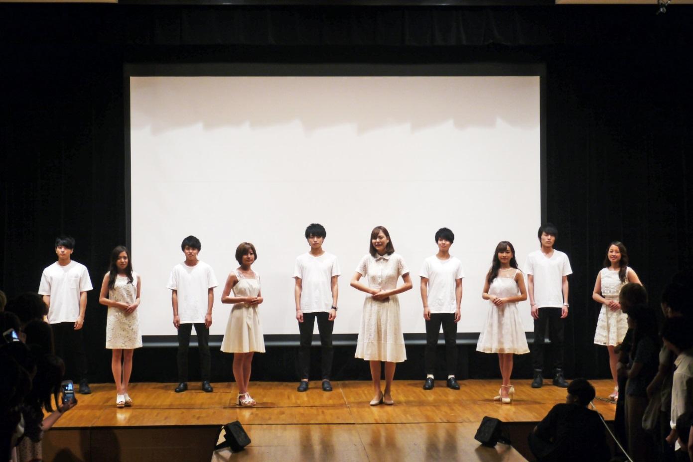 各大学のミスキャンパス集団「キャンパスラボ」が 「Mr&Miss Chuo Contest 2017」お披露目会をレポート